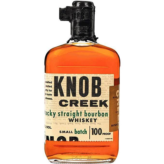 Knob Creek 100 Proof Small Batch Bourbon Whiskey - De Wine Spot | Curated Whiskey, Small-Batch Wines and Sakes