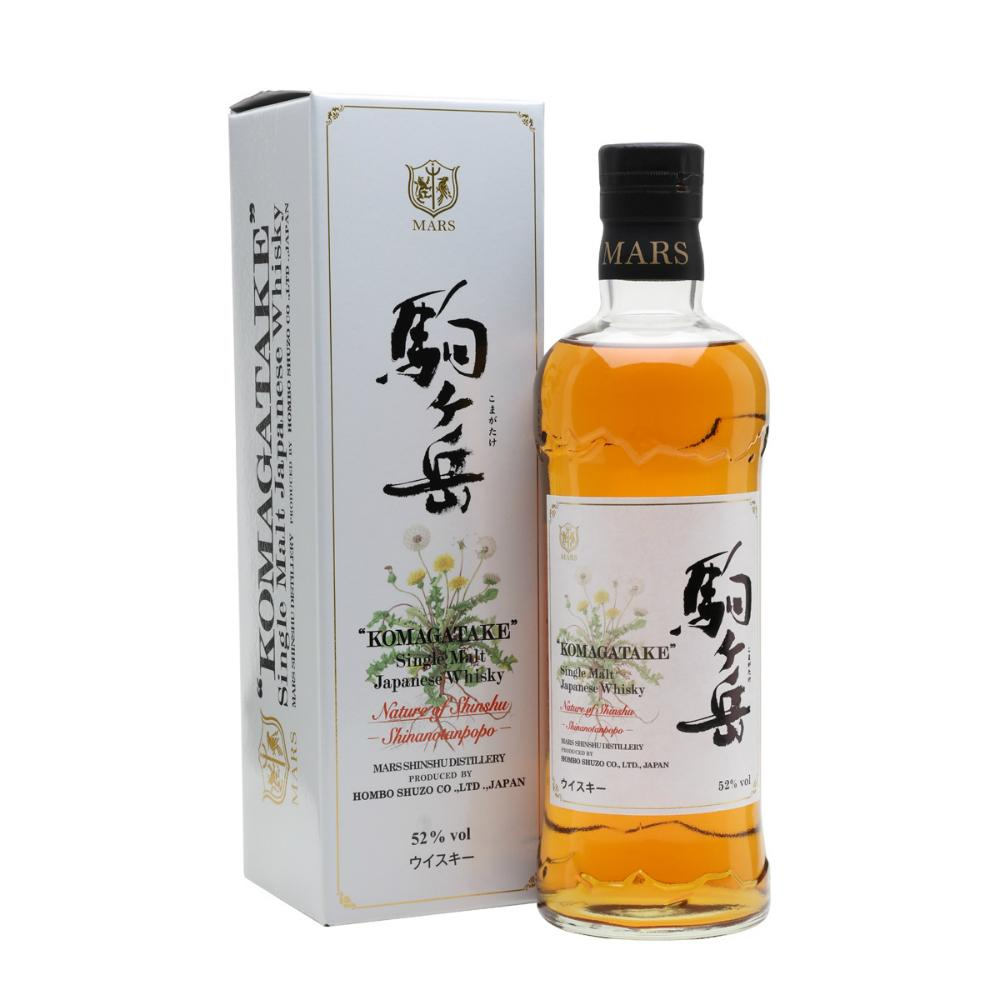 "Komagatake ""Shinanotanpopo"" Nature Series #3 Single Malt Whisky - De Wine Spot 