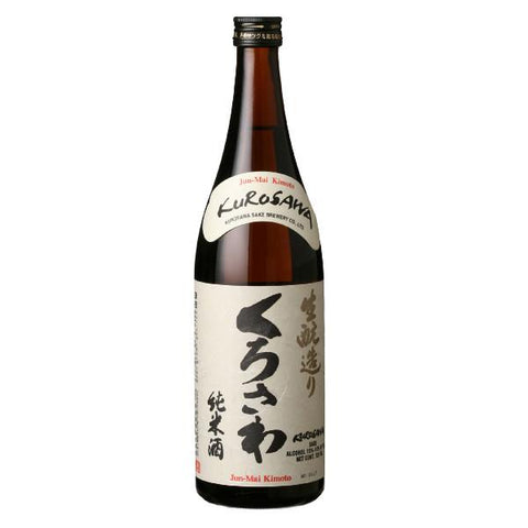 Kurosawa Junmai Kimoto Sake | De Wine Spot - Curated Whiskey, Small-Batch Wines and Sakes