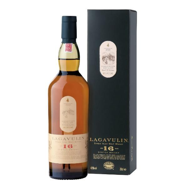 Lagavulin 16 Years Old Islay Single Malt Scotch Whisky - De Wine Spot | Curated Whiskey, Small-Batch Wines and Sake Collection