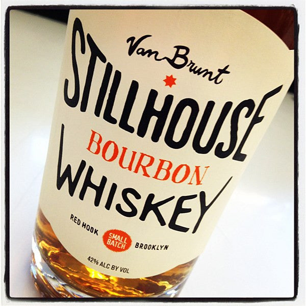 Van Brunt Stillhouse Bourbon Whiskey - De Wine Spot | Curated Whiskey, Small-Batch Wines and Sakes