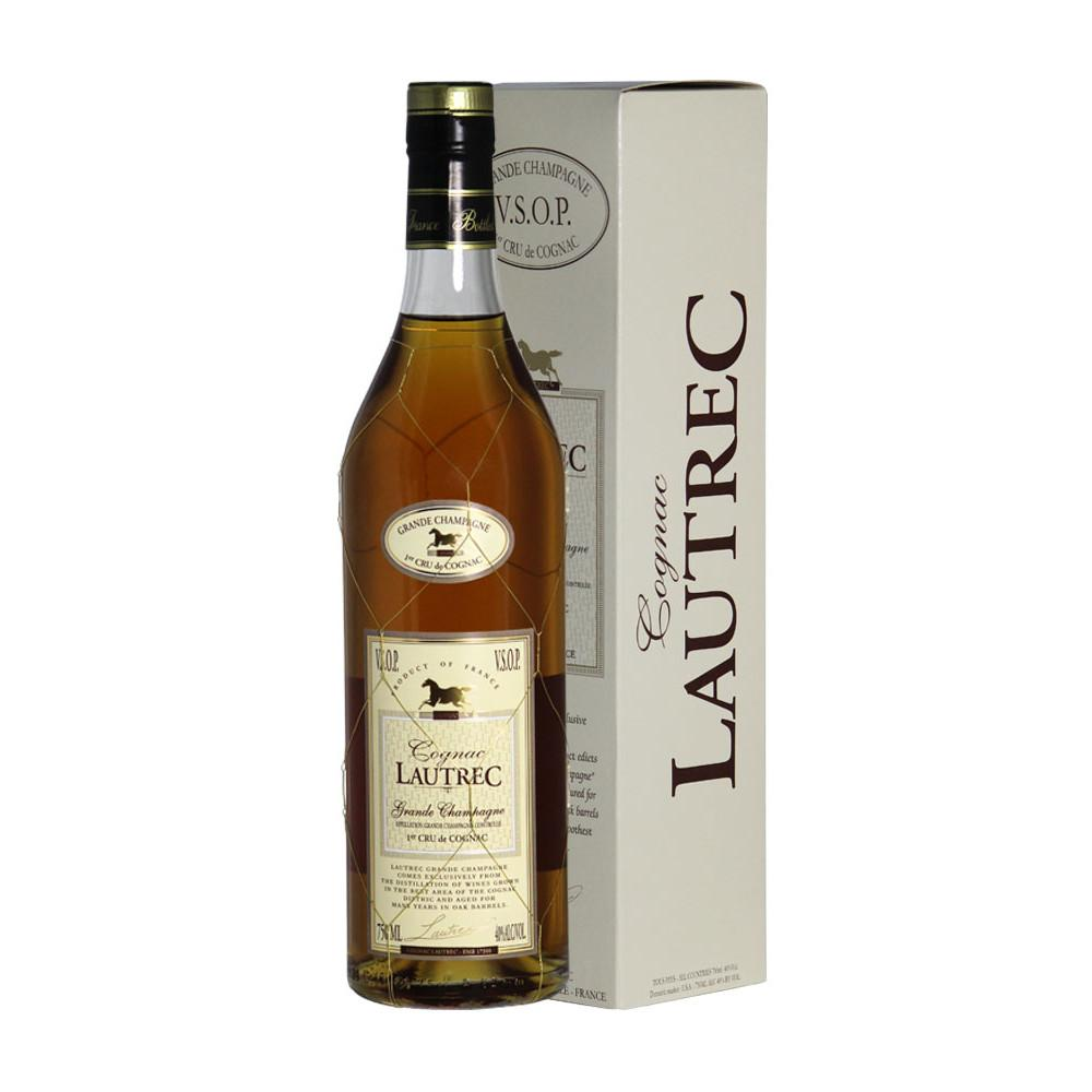 Lautrec VSOP Grande Champagne Cognac - De Wine Spot | Curated Whiskey, Small-Batch Wines and Sakes