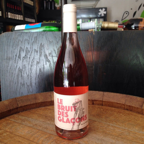 Domaine de l'Oubliee Bourgueil Rose Bruit des Glacons - De Wine Spot | Curated Whiskey, Small-Batch Wines and Sakes