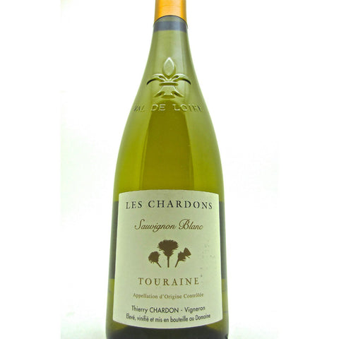 Domaine Les Chardon Touraine Sauvignon Blanc - De Wine Spot | Curated Whiskey, Small-Batch Wines and Sakes