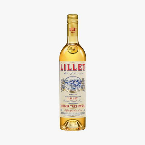 Lillet Blanc  Aperitif - De Wine Spot | Curated Whiskey, Small-Batch Wines and Sakes