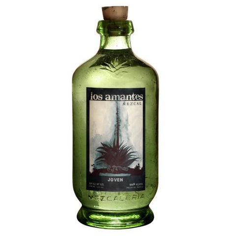 Los Amantes Joven Mezcal - De Wine Spot | Curated Whiskey, Small-Batch Wines and Sakes