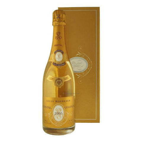 Louis Roederer Cristal Brut Champagne | De Wine Spot - Curated Whiskey, Small-Batch Wines and Sakes