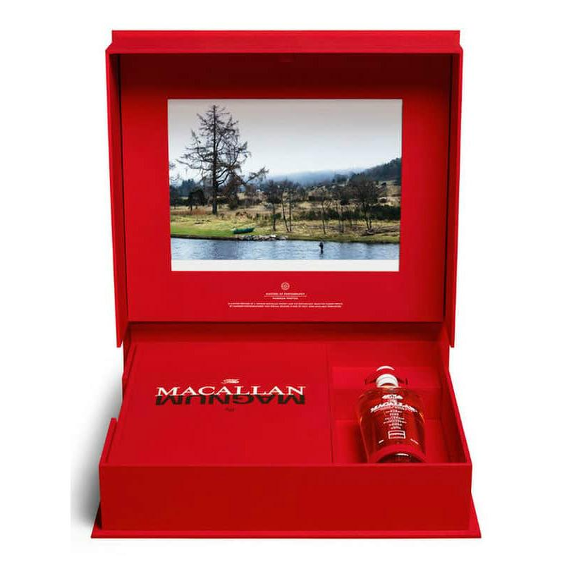 Macallan Masters of Photography #7: Captured: The Distillery Magnum Edition Single Malt Scotch Whisky - De Wine Spot | Curated Whiskey, Small-Batch Wines and Sakes