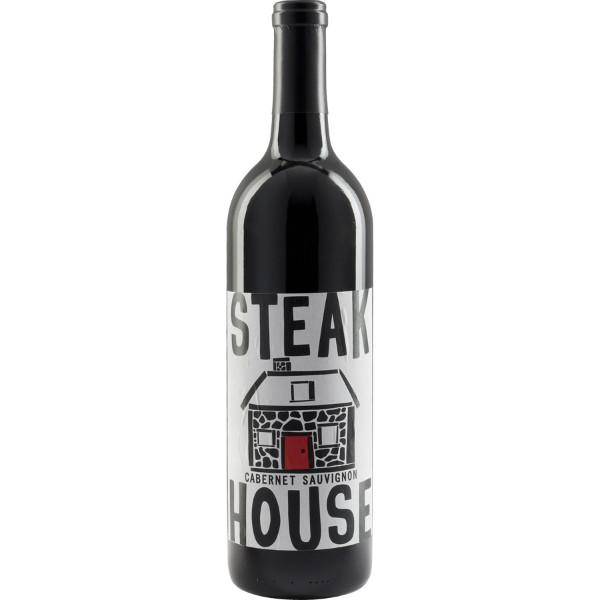 Magnificent Wine Company Steak House Cabernet Sauvignon - De Wine Spot | Curated Whiskey, Small-Batch Wines and Sake Collection  - 1