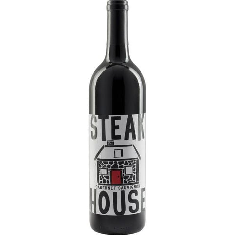 Magnificent Wine Company Steak House Cabernet Sauvignon - De Wine Spot | Curated Whiskey, Small-Batch Wines and Sakes