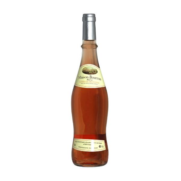 Maison Bourron Cotes De Provence Rose - De Wine Spot | Curated Whiskey, Small-Batch Wines and Sake Collection  - 1