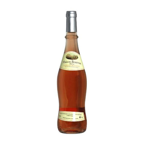 Maison Bourron Cotes De Provence Rose | De Wine Spot - Curated Whiskey, Small-Batch Wines and Sakes