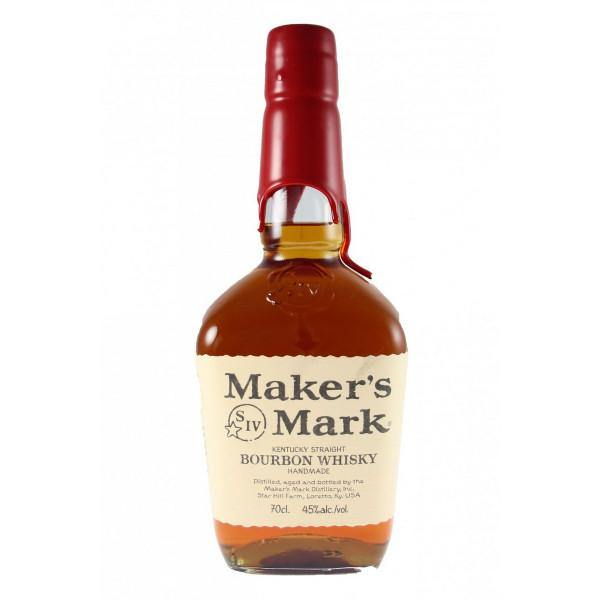 Maker's Mark Kentucky Straight Bourbon Whisky - De Wine Spot | Curated Whiskey, Small-Batch Wines and Sake Collection