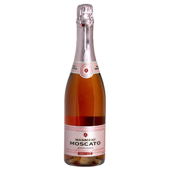 Masaccio Rose Moscato | De Wine Spot - Curated Whiskey, Small-Batch Wines and Sakes