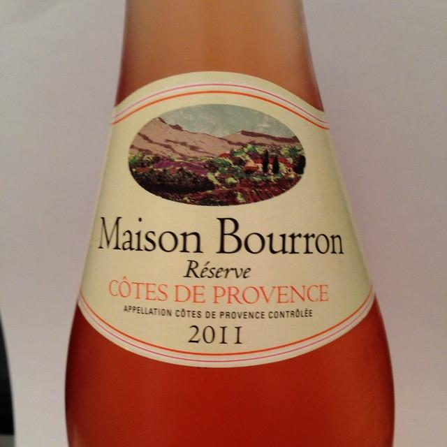 Maison Bourron Cotes De Provence Rose - De Wine Spot | Curated Whiskey, Small-Batch Wines and Sakes