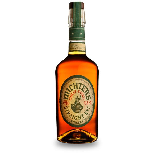 Michters US*1 Single Barrel Straight Rye Whiskey - De Wine Spot | Curated Whiskey, Small-Batch Wines and Sakes