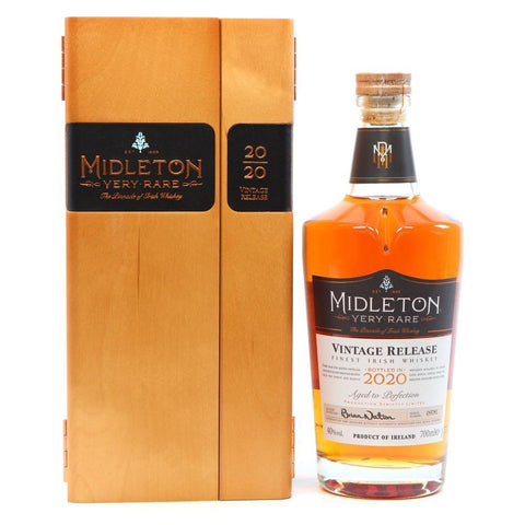 Midleton Very Rare Finest Irish Whiskey - De Wine Spot | DWS - Drams/Whiskey, Wines, Sake