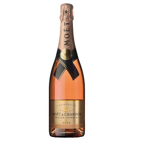 Moet & Chandon Champagne Nectar Imperial Rose | De Wine Spot - Curated Whiskey, Small-Batch Wines and Sakes