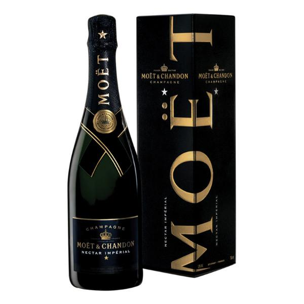 Moet & Chandon Champagne Nectar Imperial - De Wine Spot | Curated Whiskey, Small-Batch Wines and Sakes