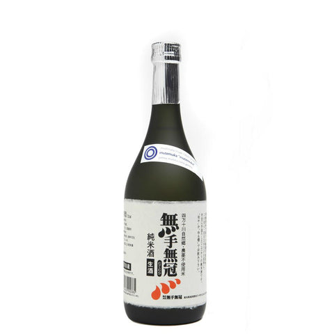 Nama Junmai Muroka Genshu Sake - De Wine Spot | Curated Whiskey, Small-Batch Wines and Sakes