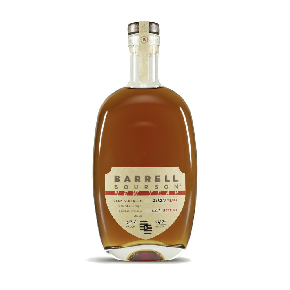 Barrell Bourbon 2021 New Year Limited Edition - De Wine Spot | Curated Whiskey, Small-Batch Wines and Sakes