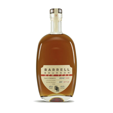 Barrell Bourbon New Year Limited Edition 2020 - De Wine Spot | Curated Whiskey, Small-Batch Wines and Sakes