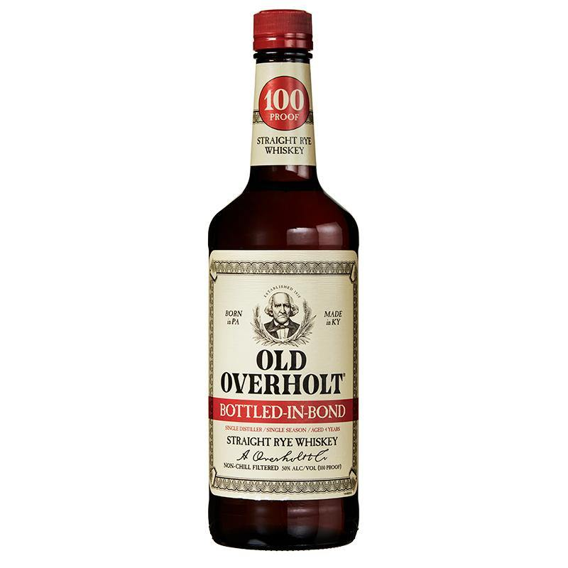 Old Overholt Bonded Straight Rye Whiskey - De Wine Spot | Curated Whiskey, Small-Batch Wines and Sakes