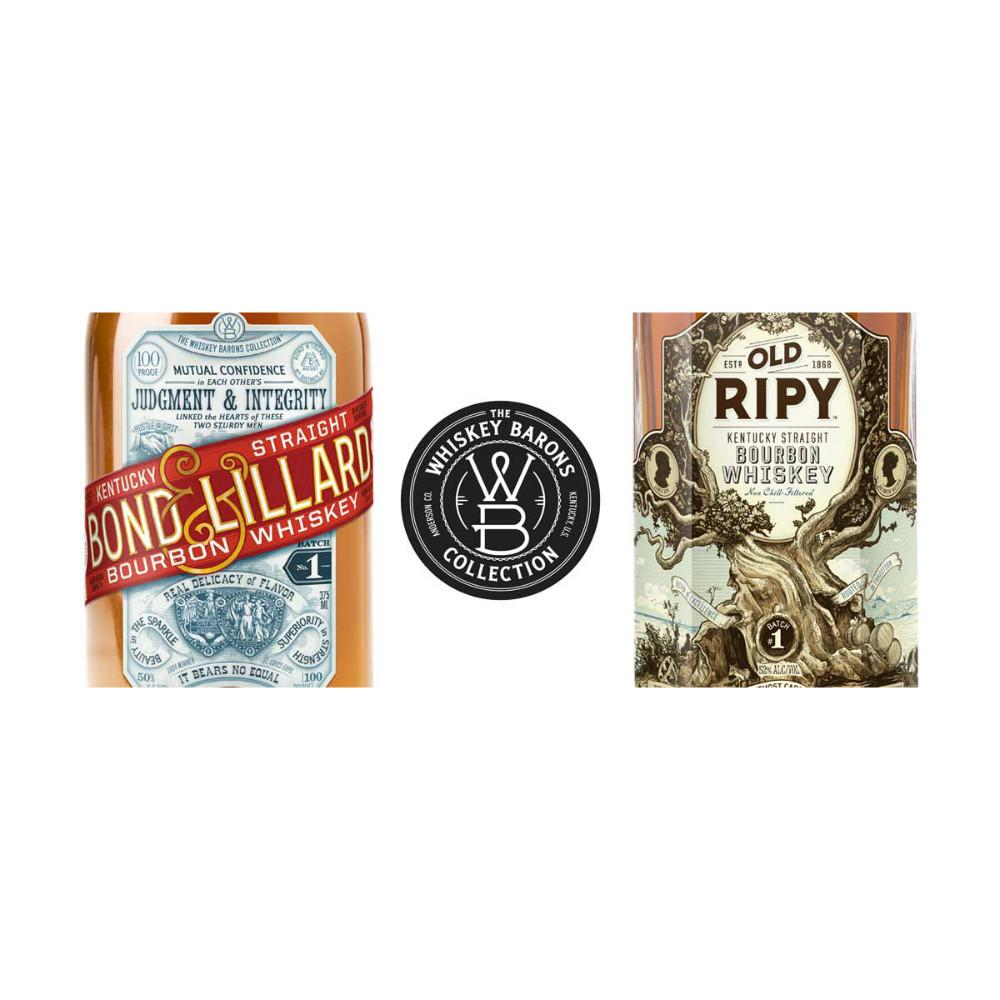 Whiskey Baron's Old Ripy and Bond & Lillard - De Wine Spot | Curated Whiskey, Small-Batch Wines and Sakes