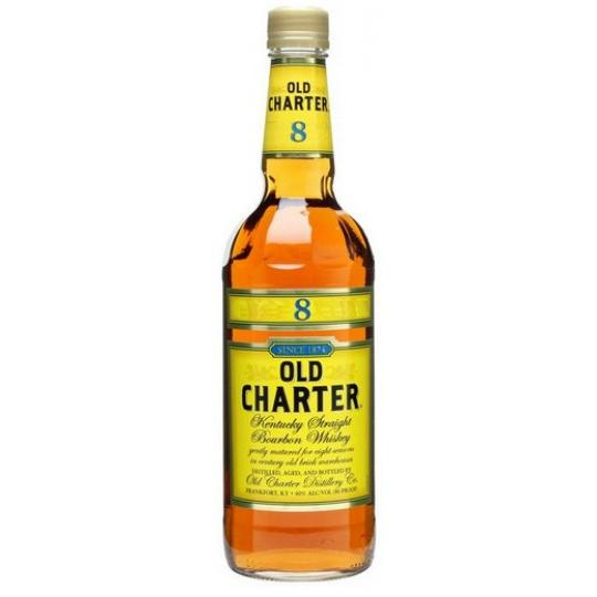 Old Charter Kentucky Straight Bourbon Whiskey - De Wine Spot | Curated Whiskey, Small-Batch Wines and Sakes