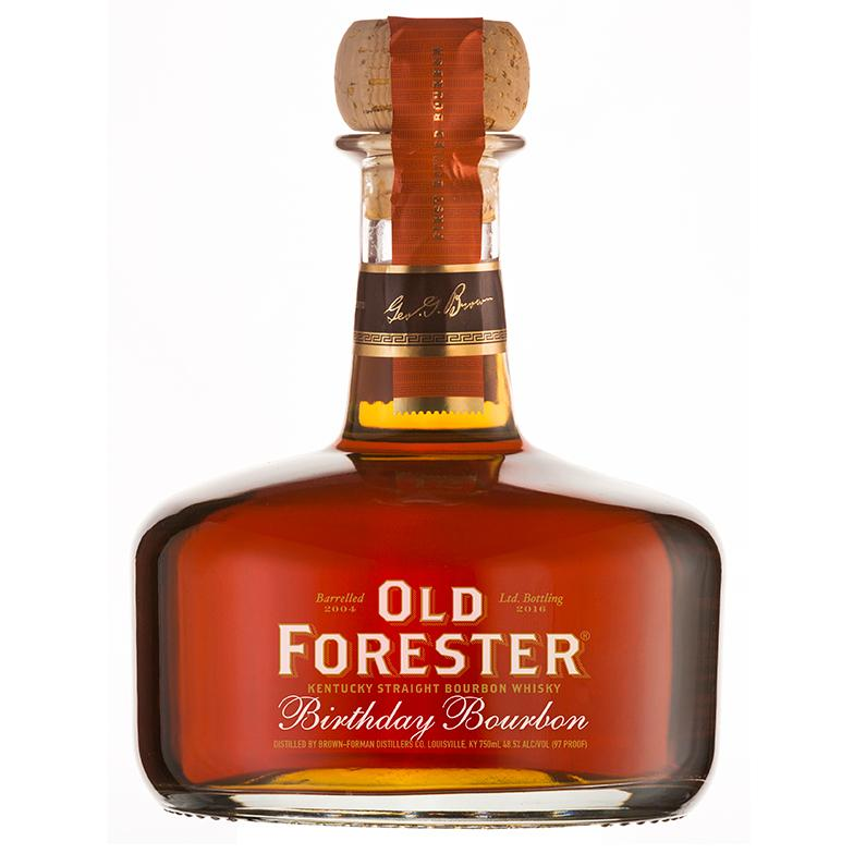 Old Forester Birthday Bourbon Kentucky Straight Bourbon Whiskey - De Wine Spot | Curated Whiskey, Small-Batch Wines and Sakes