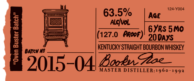 Tremendous Bookers Small Batch Kentucky Straight Bourbon Whiskey Dailytribune Chair Design For Home Dailytribuneorg