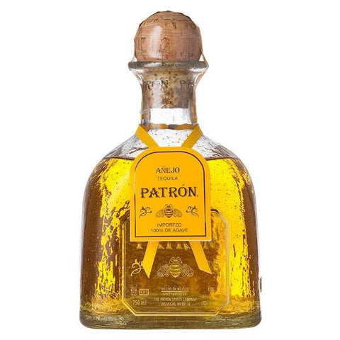 Patron Anejo Tequila - De Wine Spot | Curated Whiskey, Small-Batch Wines and Sakes