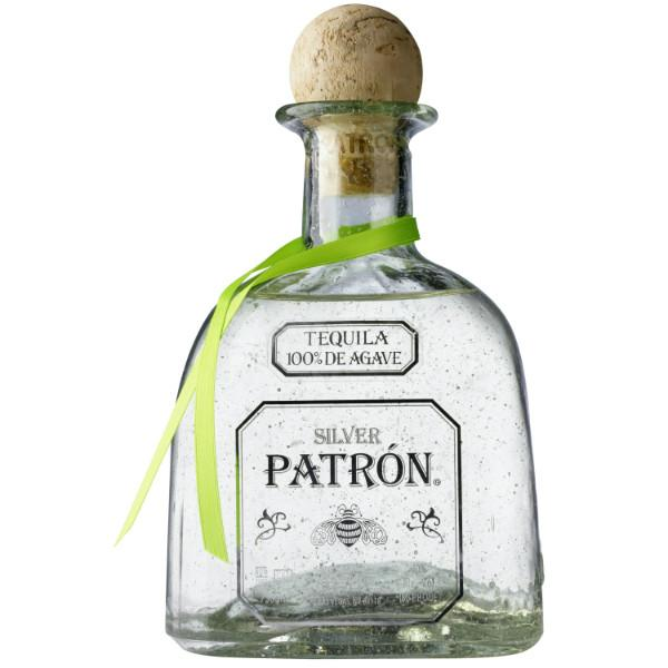 Patron Silver Tequila - De Wine Spot | Curated Whiskey, Small-Batch Wines and Sake Collection