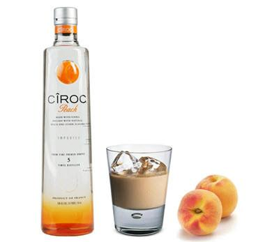Ciroc Peach Vodka - De Wine Spot | Curated Whiskey, Small-Batch Wines and Sakes