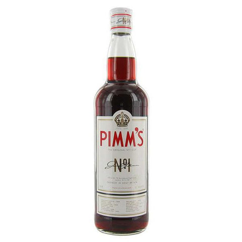 Pimm's No 1 Cup Liqueur - De Wine Spot | Curated Whiskey, Small-Batch Wines and Sakes