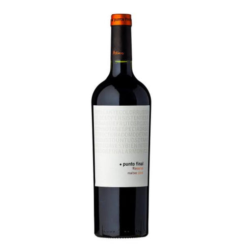Bodega Renacer Punto Final Reserva Malbec - De Wine Spot | Curated Whiskey, Small-Batch Wines and Sakes