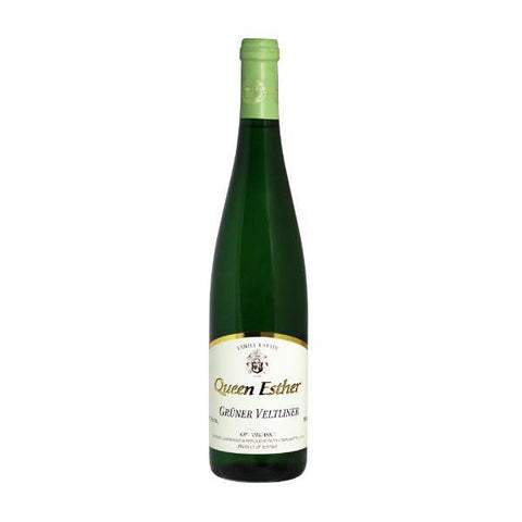 Queen Esther Gruner Veltliner | De Wine Spot - Curated Whiskey, Small-Batch Wines and Sakes