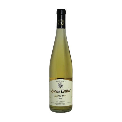 Queen Esther Riesling Semi Dry - De Wine Spot | Curated Whiskey, Small-Batch Wines and Sakes