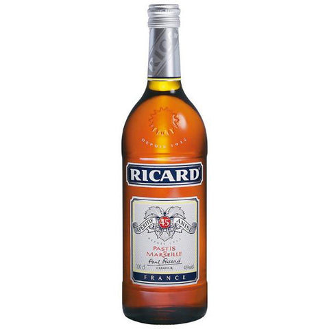 Ricard Pastis Aperitif | De Wine Spot - Curated Whiskey, Small-Batch Wines and Sakes