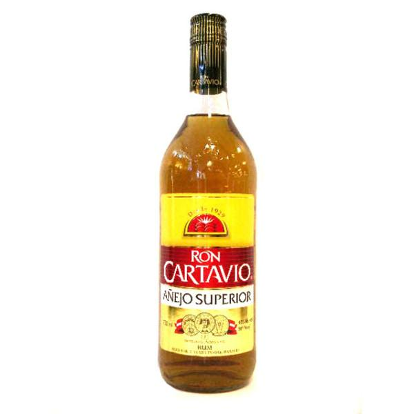 Ron Cartavio Anejo Superior - De Wine Spot | Curated Whiskey, Small-Batch Wines and Sakes