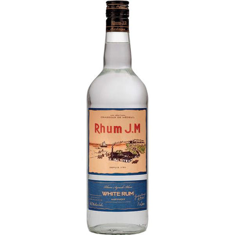 Rhum J.M White Rum | De Wine Spot - Curated Whiskey, Small-Batch Wines and Sakes