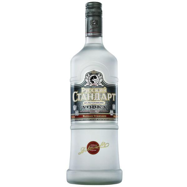 Russian Standard Vodka - De Wine Spot | Curated Whiskey, Small-Batch Wines and Sakes