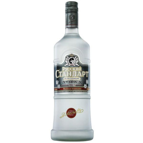 Russian Standard Vodka | De Wine Spot - Curated Whiskey, Small-Batch Wines and Sakes
