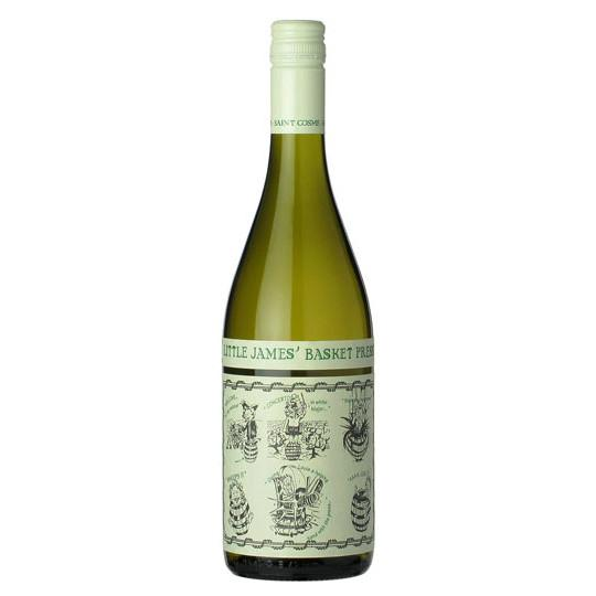 Saint-cosme Little James' Basket Press White Blend | De Wine Spot - Curated Whiskey, Small-Batch Wines and Sakes