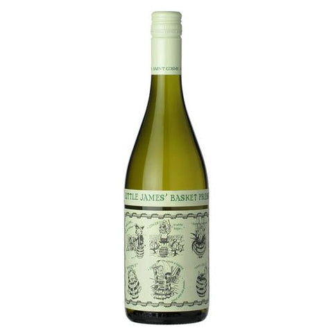 Saint-cosme Little James' Basket Press White Blend - De Wine Spot | Curated Whiskey, Small-Batch Wines and Sakes