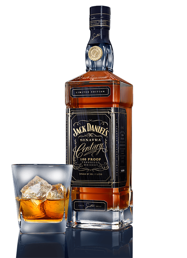 Jack Daniel's Sinatra Century Whiskey | De Wine Spot - Curated Whiskey, Small-Batch Wines and Sakes