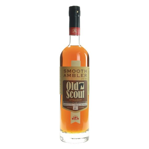 Smooth Ambler Old Scout Straight Bourbon Whiskey | De Wine Spot - Curated Whiskey, Small-Batch Wines and Sakes