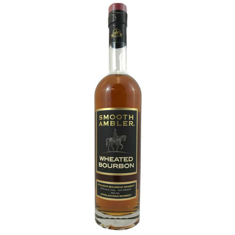 "Smooth Ambler Wheated Bourbon ""Appalachian Whiskey"" 