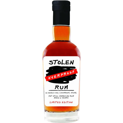 Stolen Overproof Rum - De Wine Spot | Curated Whiskey, Small-Batch Wines and Sakes