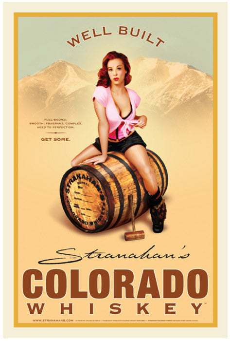 Stranahan's Single Malt Colorado Whiskey - De Wine Spot | Curated Whiskey, Small-Batch Wines and Sakes